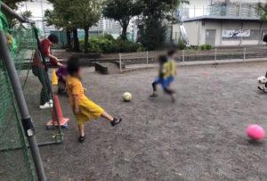 グロウズサッカークラブ無料体験会を実施しました。